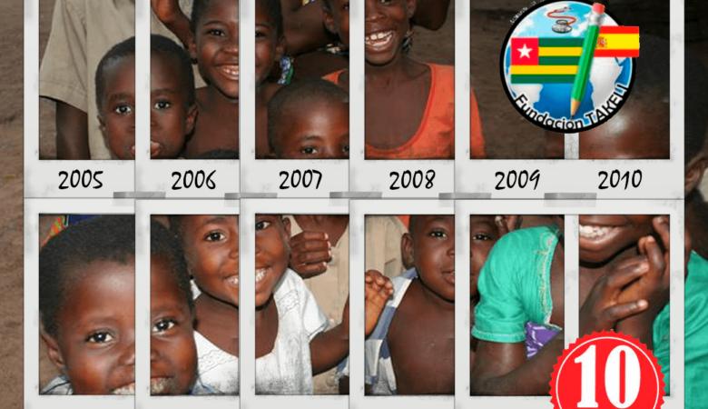 Celebración aniversario «10 años con hechos»