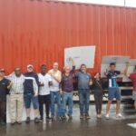 Envío anual del contenedor a Togo